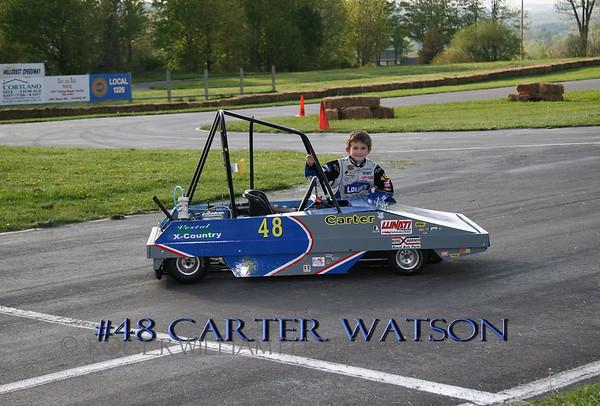 Car #48 Watson