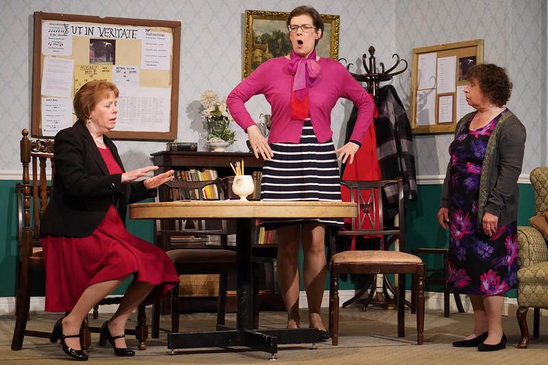 Knowle Revels Drama Group - Ladies of Spirit