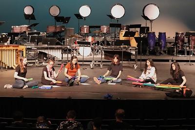 Percussion Show 5/11/2019