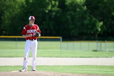 Boys Varsity Baseball - 5/14/2012 Ludington
