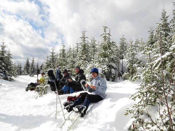 Mont Hereford et Lac Lyster (21 au 23 février 2014)