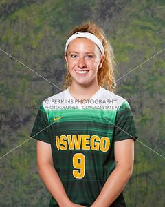 Women's Soccer Headshots 18-19
