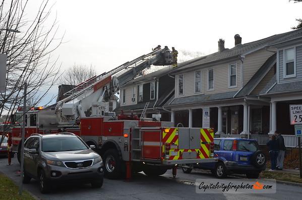 11/30/19 - Harrisburg, PA - N. 4th St