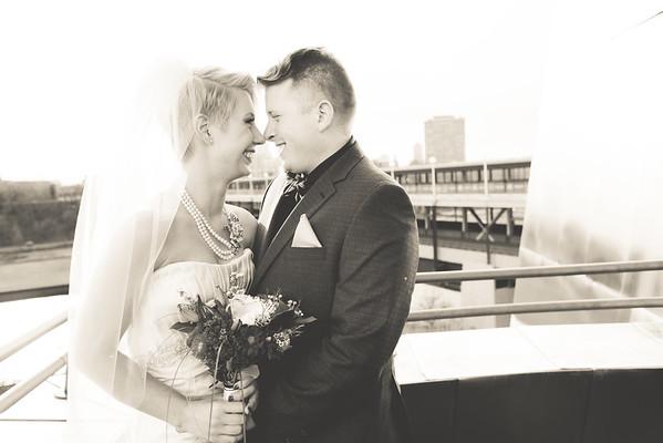 Lauren + Dustin