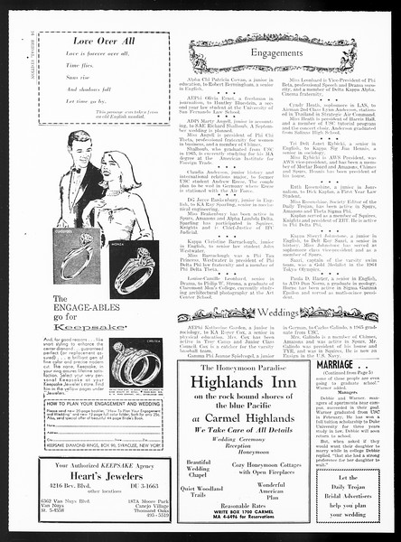 Daily Trojan, Vol. 57, No. 81, March 04, 1966