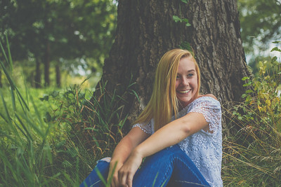Hallie Ozburn  |  SENIOR 2018