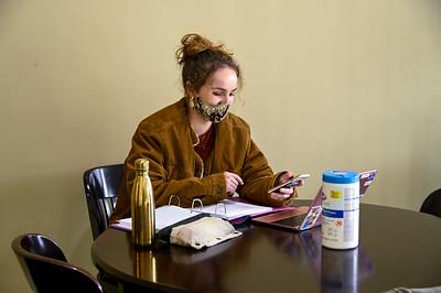Academics Students Studying 01-14-21