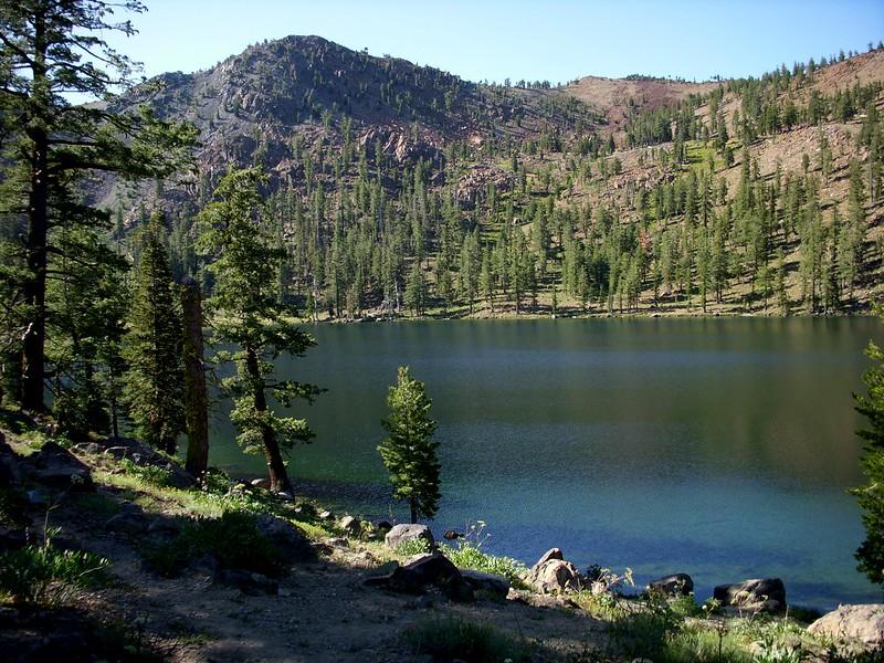 Mount Eddy Shasta-Trinity California