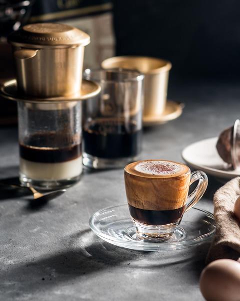 Lamant Coffee Photography & Styling By Rustokitchen