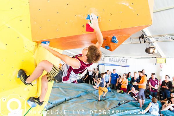 2015 National Boulder Titles Friday