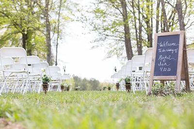 Schram Wedding: Ian and Rachel