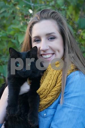 Megan Senior Pix