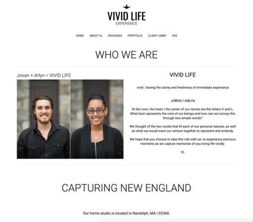 VL Website