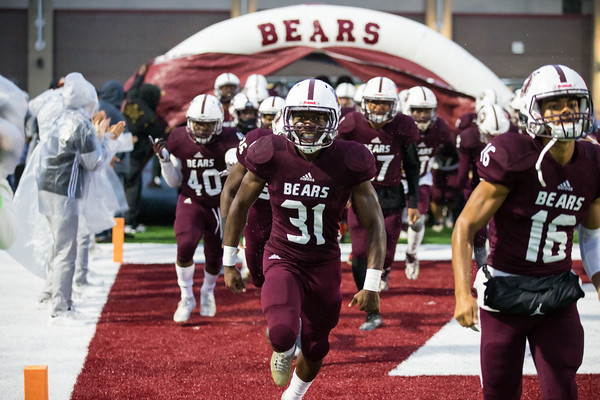 10-11-2019 Bears Football vs Ben Davis