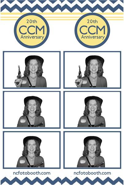 CCM 20th Anniversary