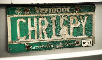 Chrispy Vermont