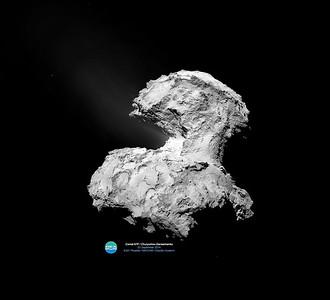 Comet 67P / CG