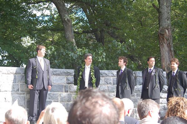 2007 jeff and kathleen's wedding