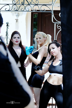 Vacation Girls Squad BTS