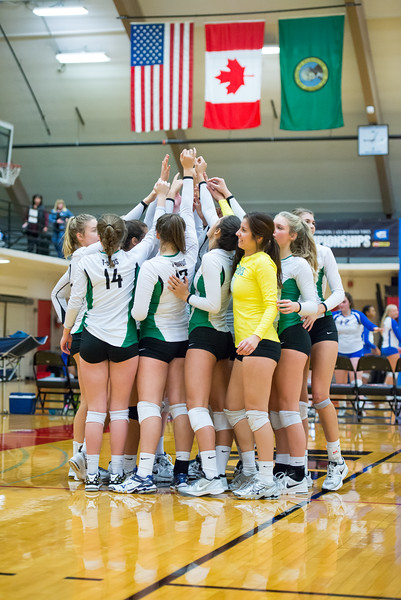 Tumwater vs. Pullman Girls Volleyball 2A Finals