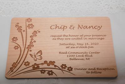 Nancy & Chip 5-16-20