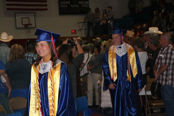 Bray-Doyle Graduation Class of 2013