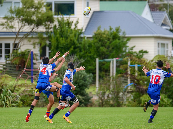 Tawa (Colts) v Nothern United (Colts) - 6 April 2019