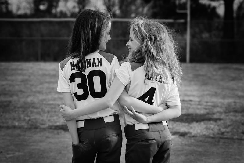 Softball Portraits