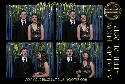 Greer Middle College Prom 2017