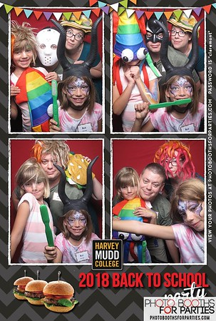 HMC Back to School Party '18