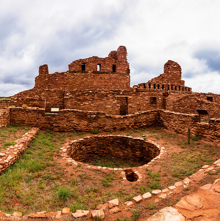 Salinas Pueblo Missions National Monument Collection