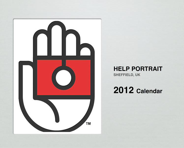 Help Portrait 2012 - Calendar