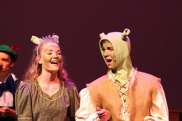 'Shrek' KCMS Musical - 5/23/17