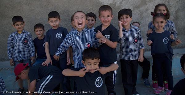 Evangelical Lutheran School of Hope in Ramallah