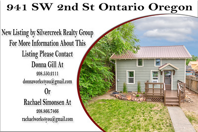 941 SW 2nd St Ontario Oregon - Donna Gill