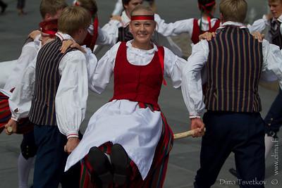 7.8. Tanska 8 Folkloreshow in Fredericia