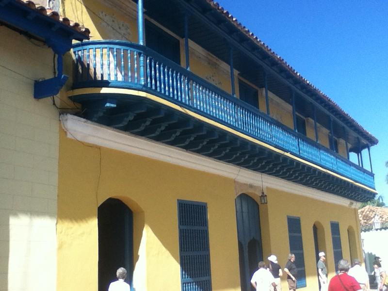 Princeton Journeys CUBA 2012 - Bloomfield Vossen 096
