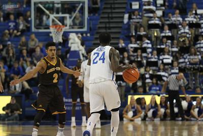 SLU vs Harris Stowe State Mens Basketball Game 11-4-2017