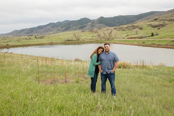 Brandon & Jen Engagement