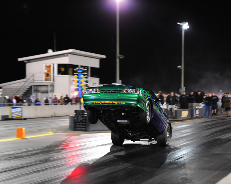 RADIAL RUMBLE