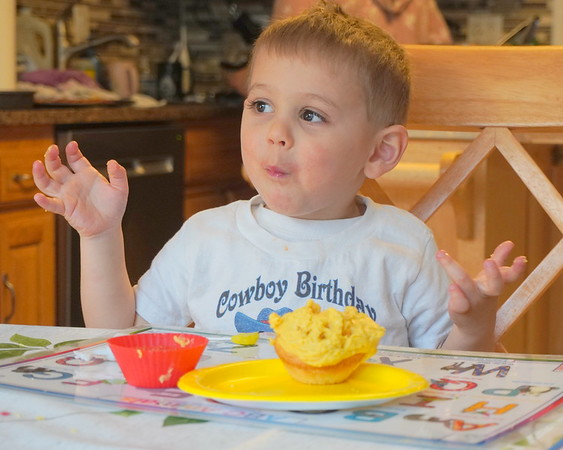 Luke's Third Birthday