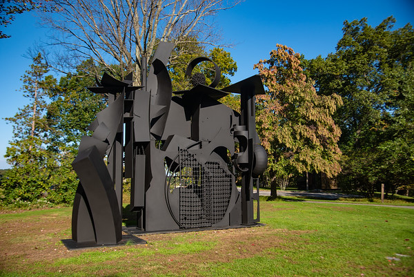 Nevelson Sculpture - Storm King