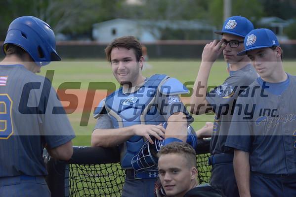 Varsity Baseball 3-9-10