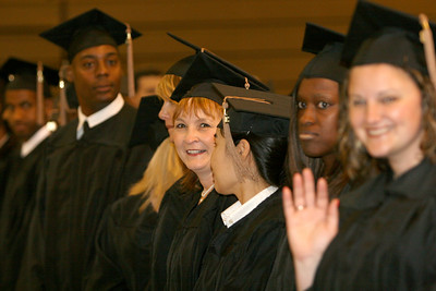 2008 Business Commencement