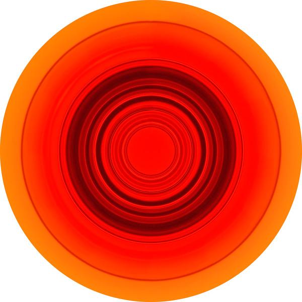 Coloured Glass 4~10459-2pcr.