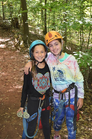 A Two-Day Outdoor Adventure for Fifth Graders