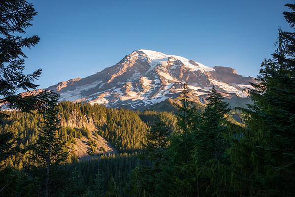 Mount Ranier National Park