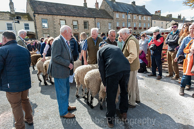 Masham Sheep Fair 2018