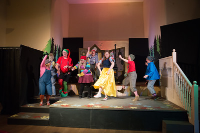 Snow White and the 6 1/2 Dwarves   2017