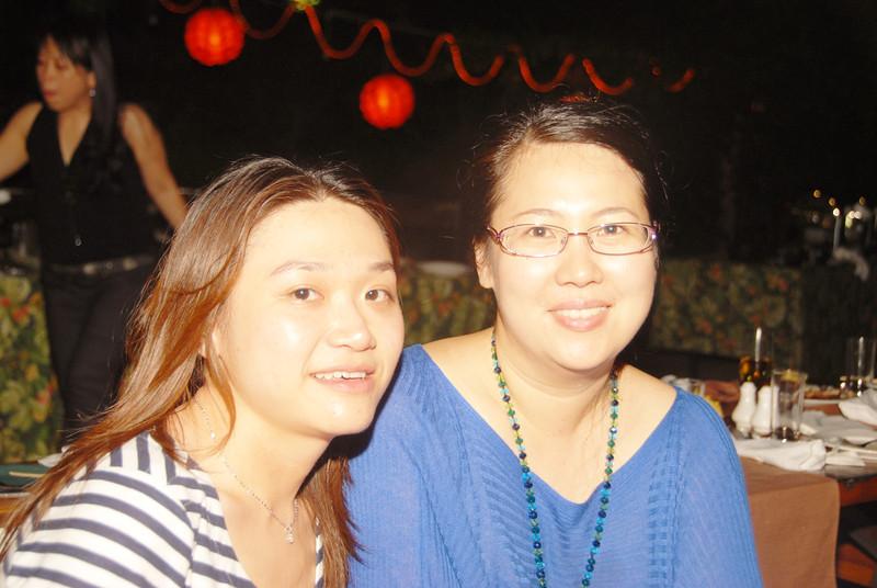 Eong Hwee the HR Consultant & Dan Fui ... the Bai-jiu Queen!